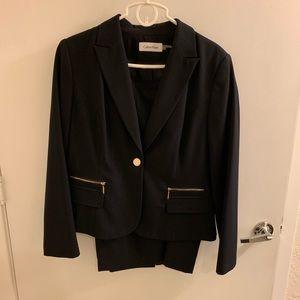 Calvin klein business suit